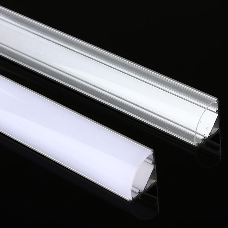 Особенности, применение и инструкция по изготовлению светорассеивателя для светодиодной ленты