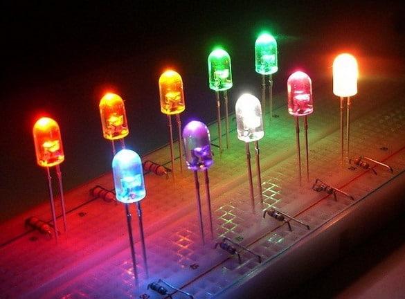 Особенности и технические характеристики светодиодов АЛ307