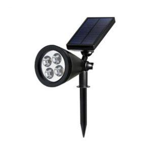 Светодиодный прожектор на солнечных батареях