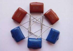 Токоограничивающий конденсатор