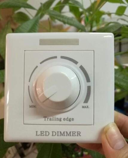 Выключатель с диммером