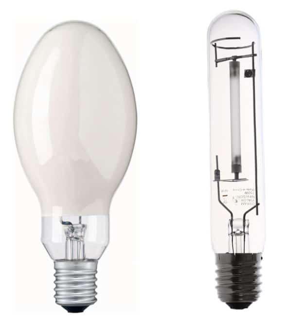 Лампочки ртутно-люминесцентные