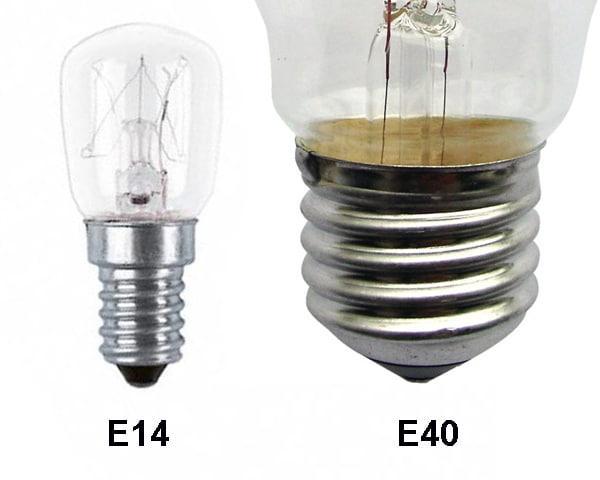 разъем Е40