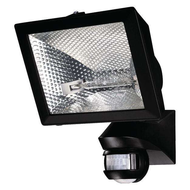 Галогенный прожектор с датчиком движения