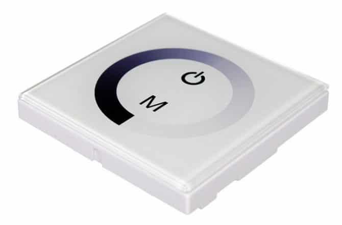 Регулятор с сенсорным управлением