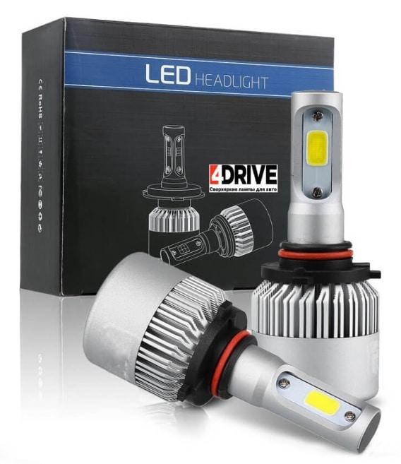 Комплект светодиодных ламп 4drive