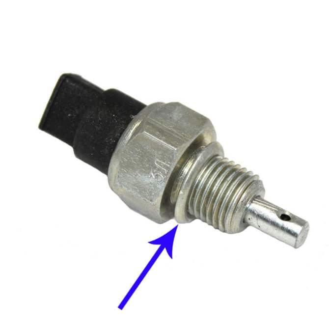 датчик ВАЗ 2110 без уплотнительного кольца