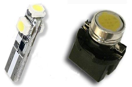 Светодиодная лампочка ВАЗ 2110
