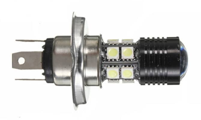 Автомобильная лампа