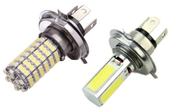 Лампочки на SMD
