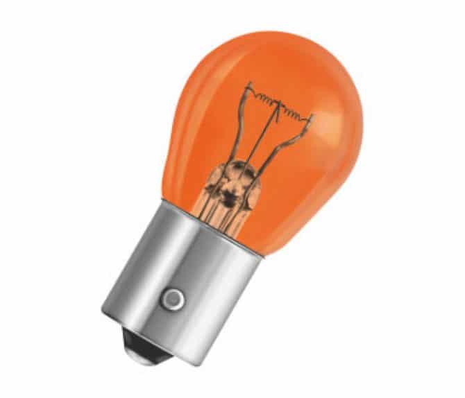 Лампа указателей поворотов
