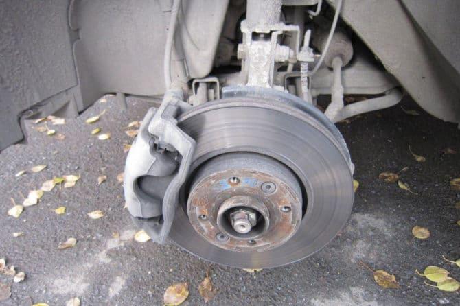 колесо в Ладе Лагрус