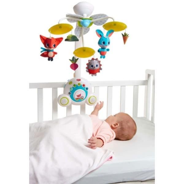 веселая карусель для малыша