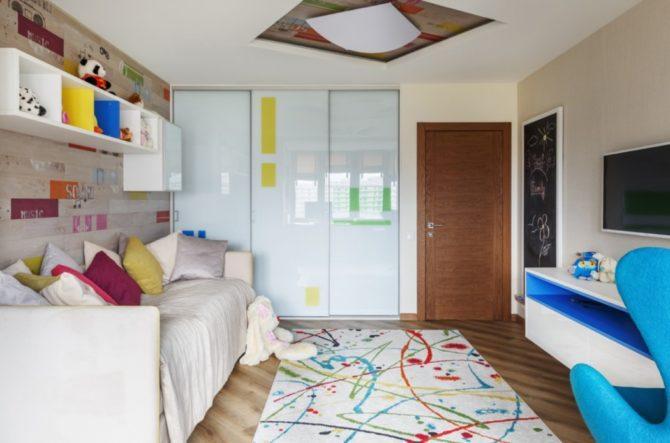 потолочный светильник для детской
