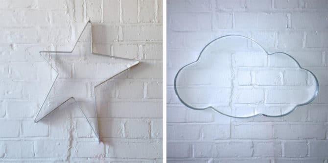 форма светильника