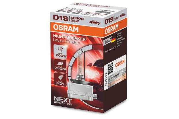 OSRAM Night Breaker Laser Next Gen D1S