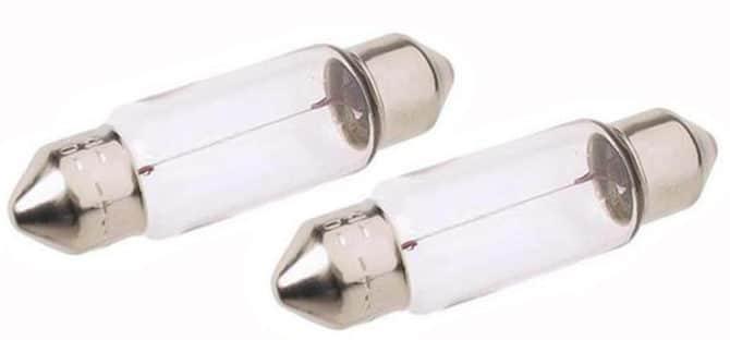 Лампы освещения салона ВАЗ 2107