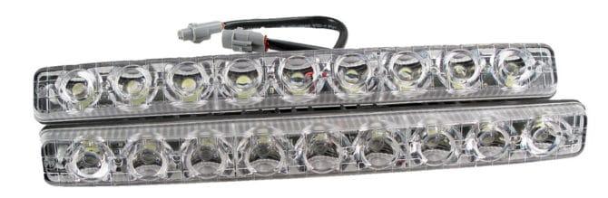 Как установить и подключить дневные ходовые огни на ВАЗ 2107