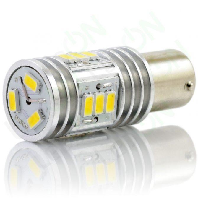 Светодиодные лампы ВАЗ 2107