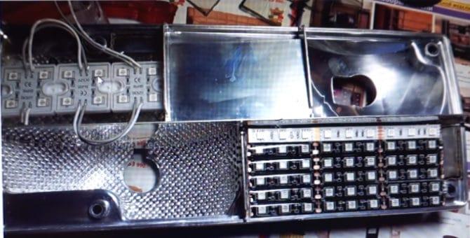 модули стоп-сигнала