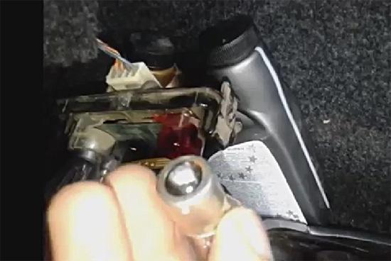 лампа указателя поворотов