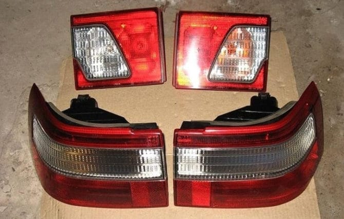 светодиодные фонари на ВАЗ 2110