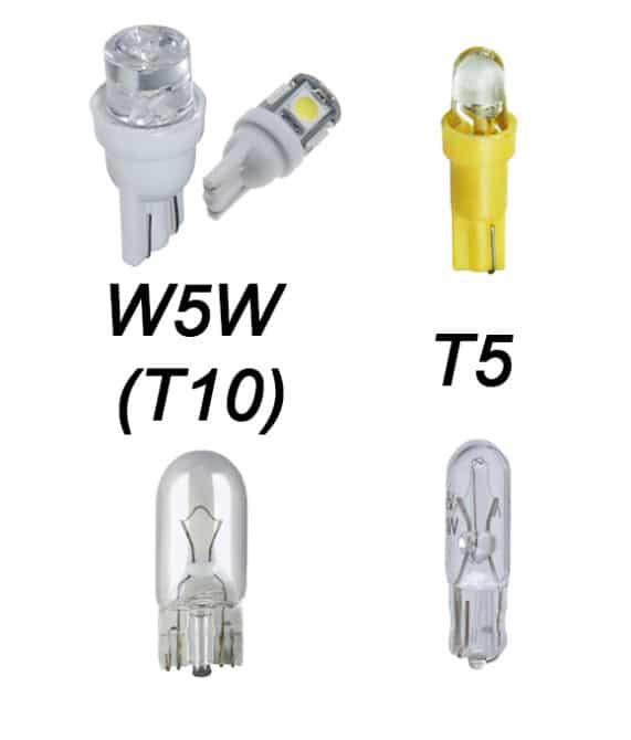 лампы T10 и T5