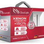 Clearlight Xenon Premium