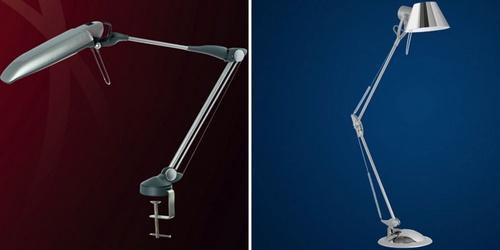 Выбор рабочей лампы