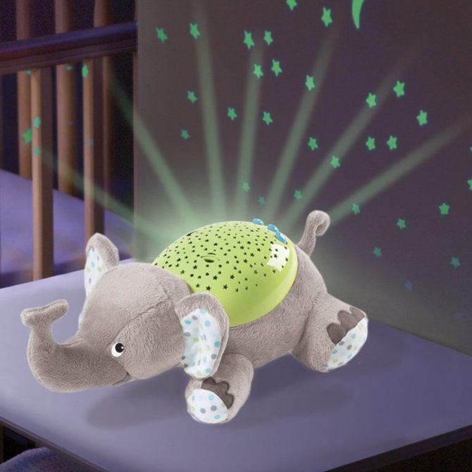 Как выбрать настольную лампу в детскую комнату