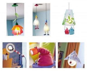 Детские потолочные светильники