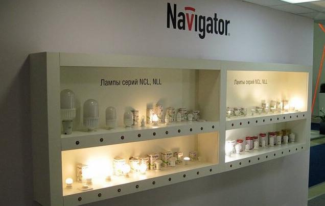 Светодионые лампы марки Навигатор