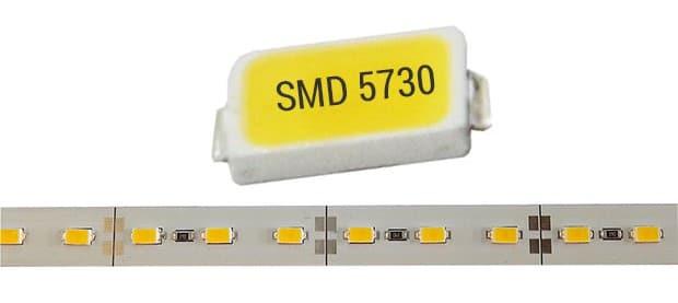 led, SMD 5730