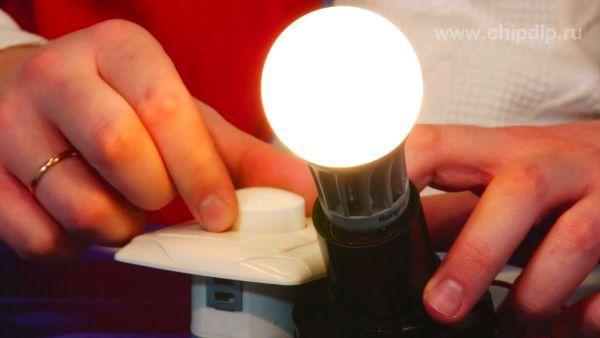 Диммер для лампы накаливания