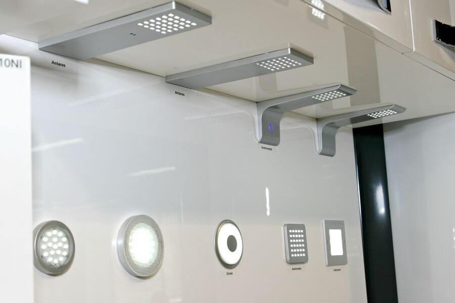 Накладные светильники для кухни