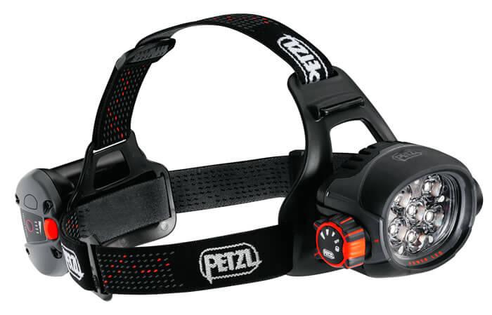 Налобнай фонарь марки Petzl Ultra Rush