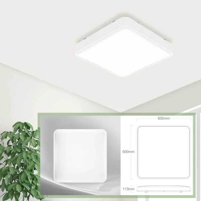 Умный светильник Xiaomi — Yeelight Smart Square LED