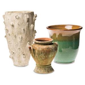 Для изготовления нужно, горшок для цветов или керамическая ваза.
