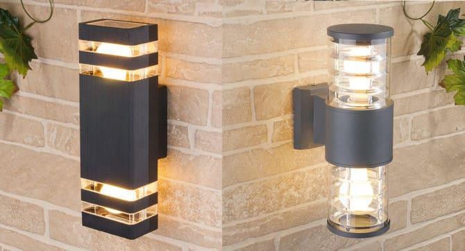 Какие бывают уличные светильники для дачи и как сделать своими руками